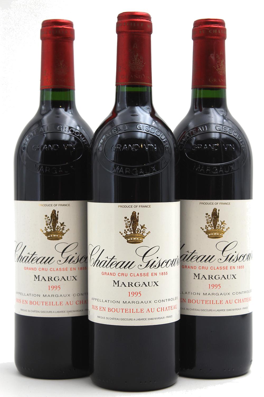 Château Giscours 1995 - 75cl AOC Margaux