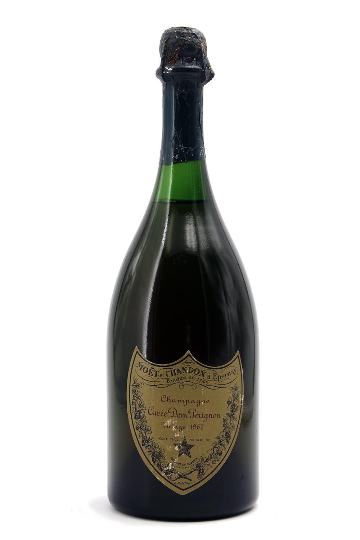 Champagne Dom Perignon 1962 - 75cl
