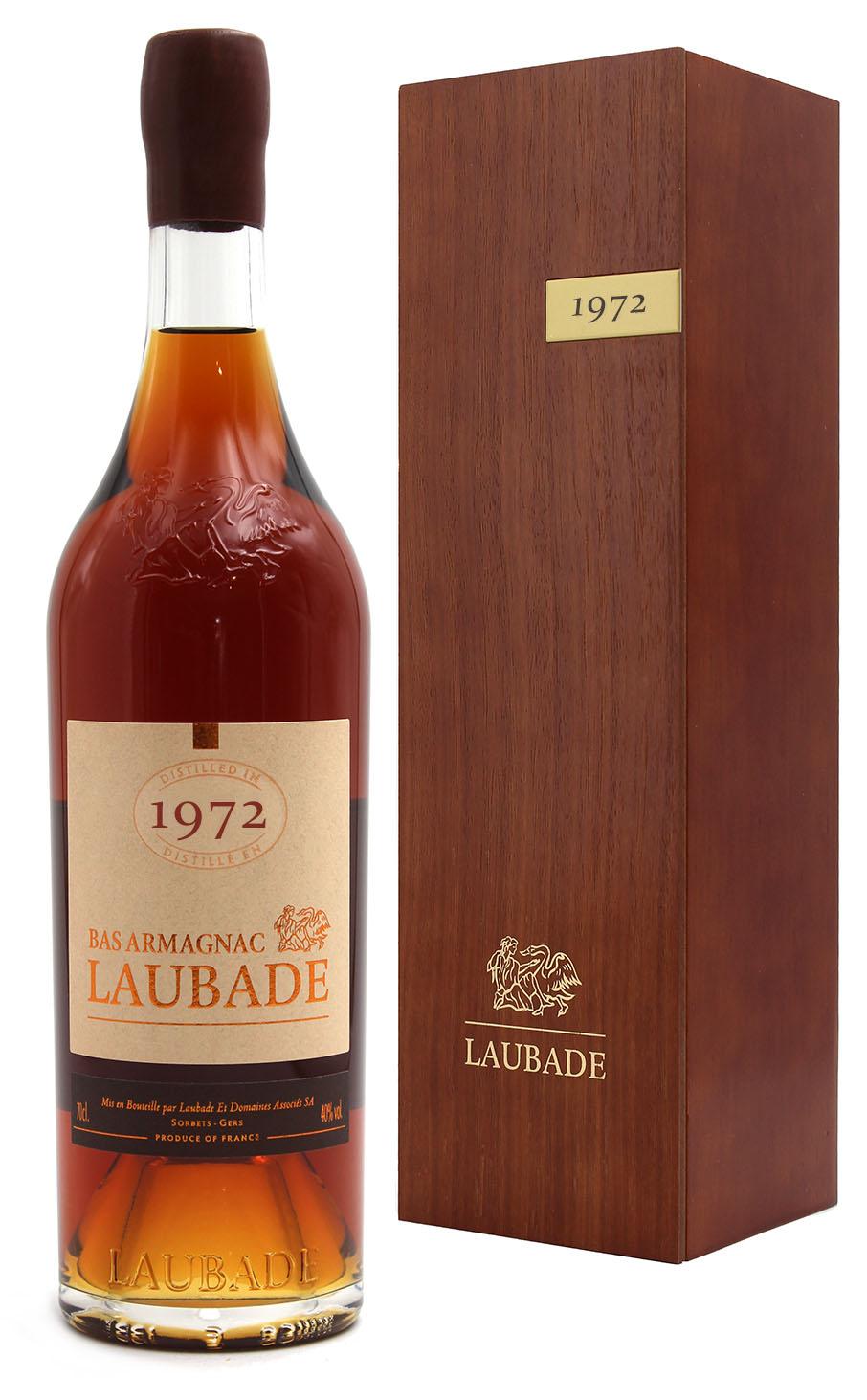Bas Armagnac Laubade 1972  - 70cl