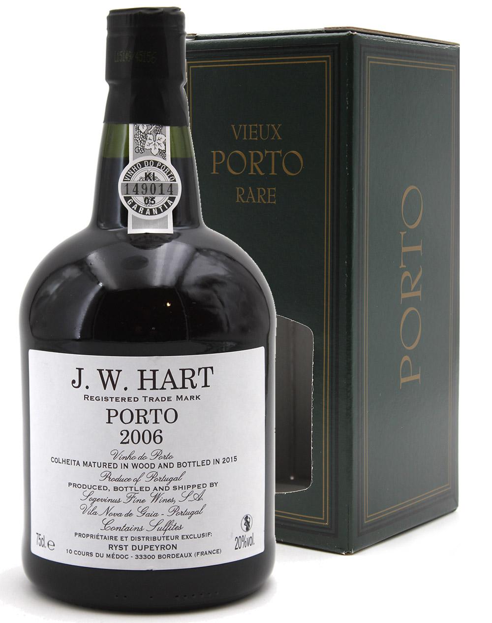 Porto J.W. Hart 2006 - 75cl