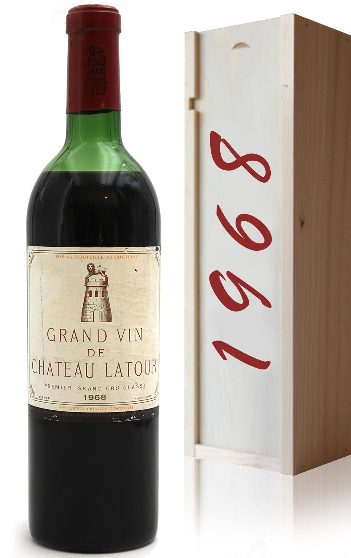 Latour 1968 mi épaule coffret