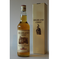 WHISKY HIGHLAND CHIEF- Blended 70cl
