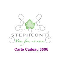 CARTE CADEAU 350 €