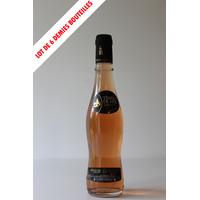 TERRES DE MER 2015 -  ROSÉ - demie bouteille - 0,37cl