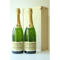 Coffret Champagne Charles Montaine Brut