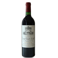 CHÂTEAU LEOVILLE LAS CASES 1980 Rouge 75cl AOC Saint-Julien