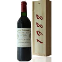 Coffret Château Cheval Blanc 1988 Rouge 75cl AOC Saint-Émilion