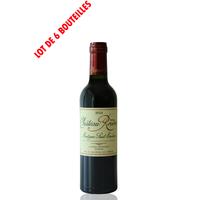 CHÂTEAU ROUDIER 2010 - demie bouteille - Rouge 0,37cl AOC Montagne Saint-Émilion