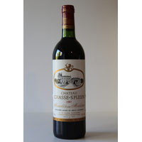 CHÂTEAU CHASSE SPLEEN 1987 Rouge 75cl AOC  Moulis