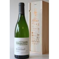 COFFRET DOMAINE ROULOT MEURSAULT LUCHETS 2014 Blanc 75cl AOC Bourgogne
