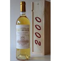 Coffret Château Filhot 2000  Blanc 75cl AOC Sauternes