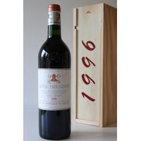 COFFRET CHÂTEAU PAPE CLÉMENT 1996 Rouge 75cl AOC Pessac-Léognan