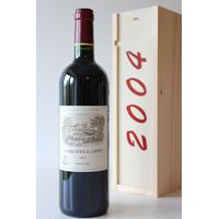 COFFRET CARRUADES DE LAFITE 2004 Rouge 75cl AOC Pauillac