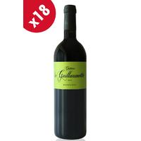 x18 Château La Guillaumette 2016 Bio Rouge 75cl AOC Bordeaux