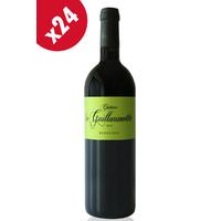 x24 Château La Guillaumette 2016 Bio Rouge 75cl AOC Bordeaux