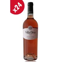 x24 VILLA DRIA CABERNET - ROSÉ - 75cl - AOC - Côtes de Gascogne
