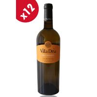 x12 VILLA DRIA GROS MANSENG - Blanc Moelleux - 75cl - AOC - Côtes de Gascogne