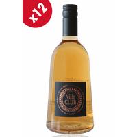 x12 VILLA CLUB ROSÉ - 75cl - AOC - Côtes de Gascogne