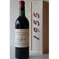 Coffret Château De Sales 1955 Rouge 75cl AOC Pomerol