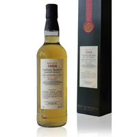 Whisky Captain Burn's Édradour Highland - 1968 - 70cl