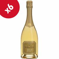 x6 Champagne Lanson noble cuvée Blanc de Blanc 2000