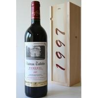 Coffret  Château Taillefer 1997  Rouge 75cl AOC Pomerol