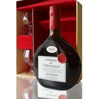 Bas Armagnac - Ryst Dupeyron - 1962 - 2 Verres - 70cl