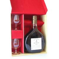 Coffret 2 Verres Armagnac De Loyac - 1963 - 70cl