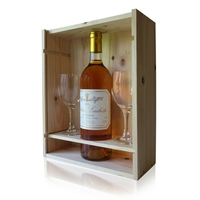 Coffret Château Laribotte 1988 + 2 Verres Blanc 75cl AOC Sauternes
