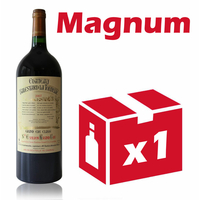 Magnum  Château Balestard la Tonnelle GCC 2007 Rouge 150cl AOC Saint Émilion
