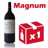 Château Cap de Mourlin 1996 Rouge 150cl AOC St Émilion