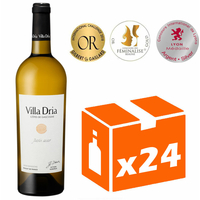 x24 Villa Dria Jardin Secret - Blanc Moelleux - 75cl - IGP Côtes de Gascogne