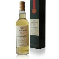 Whisky Captain Burn's Glen Spey - Speyside - 1991 - 70cl