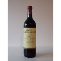 CHÂTEAU MALARTIC LAGRAVIERE 1986