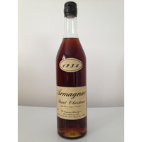 ARMAGNAC ST CHRISTEAU 1934