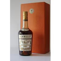 COFFRET COGNAC HENNESSY BRAS ARMEE 60-70s