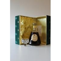 Coffret Cognac Courvoisier Napoleon Carafe Cristal de Baccarat