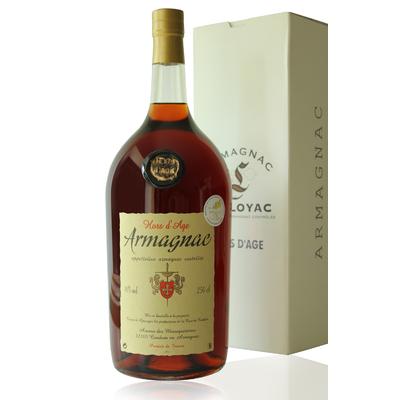 Armagnac De Loyac Hors d'Age - Pot Gascon 2,5L