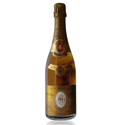 Champagne Cristal Louis Roederer 1985 - 75cl