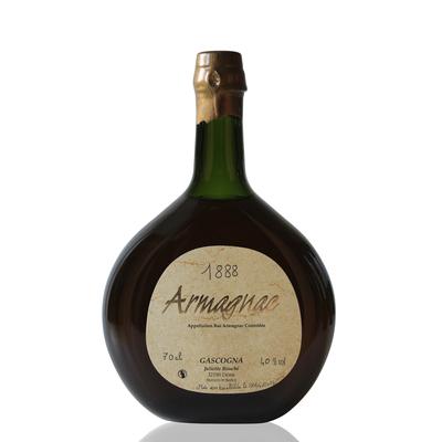 Armagnac - Gascogna - 1888