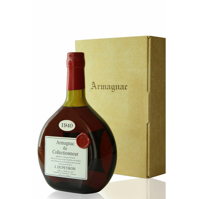 Bas Armagnac  - Ryst Dupeyron  - 1940 - 70cl