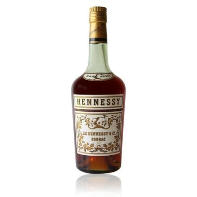 Cognac Hennessy Bras Armée 60-70S