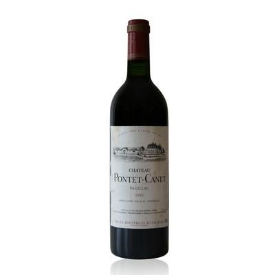 Château Pontet Canet 1985 Rouge 75cl AOC Pauillac