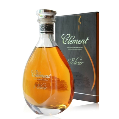 Rhum - Clément - XO Carafe Elixir - 70cl - 42°