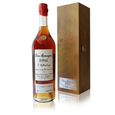 Bas Armagnac Delord - L'Authentique - 70cl