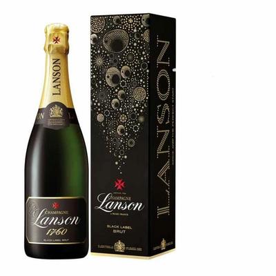 Champagne Lanson Black Label - 150cl - Magnum - Brut