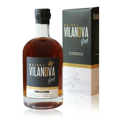 Whisky Vilanova Gost - 70cl