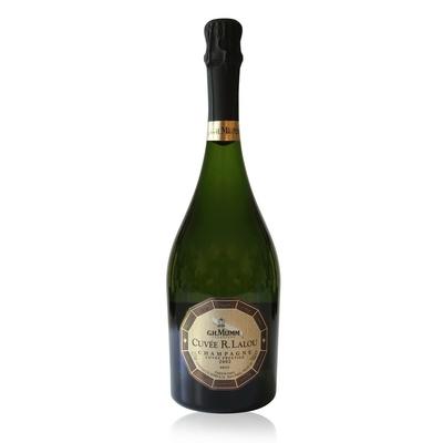 Champagne R. Lalou Cuvée Prestige G. H Mumm 2002 - 75cl - Brut