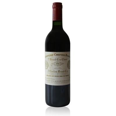 Château Cheval Blanc 1990 Rouge 75cl AOC Saint-Émilion