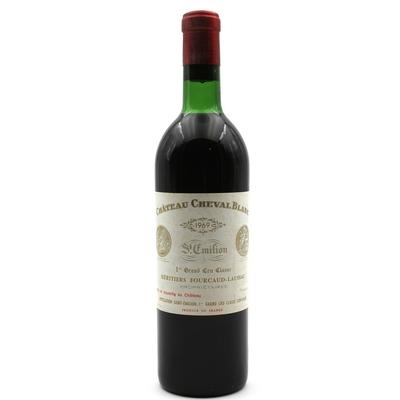 Château Cheval Blanc 1969 Rouge 75cl AOC Saint-Émilion